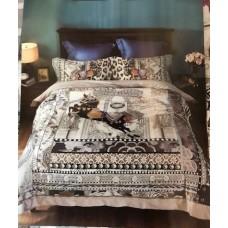 Комплект постельного белья Hermes 6550-luxe5R