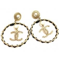 Серьги Chanel G2700-luxe12R