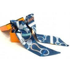 Шелковый шарфик Hermes 4060R