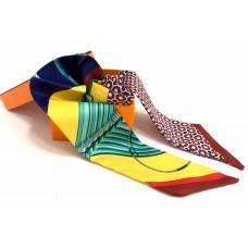 Шелковый шарфик Hermes 4066R