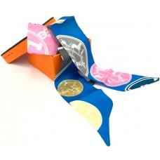 Шелковый шарфик Hermes 4063R