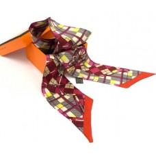 Шелковый шарфик Hermes 4068R