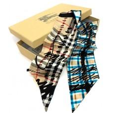 Шелковый шарфик Burberry 10151-luxe14R