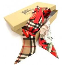 Шелковый шарфик Burberry 10151-luxe15R