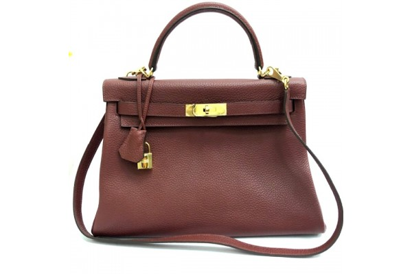 Сумка Hermes Kelly 32 см 5599-luxe47R