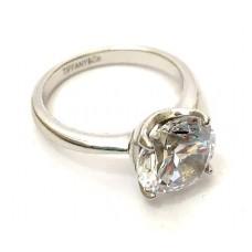 Кольцо Tiffany&Co. 00800-luxe74R