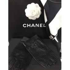 Перчатки автоледи Chanel 7010-luxe3 premium-R