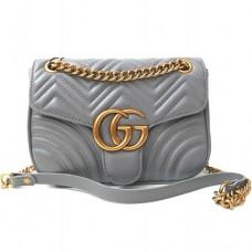 Сумка Gucci Marmont matelasse bag 8860R