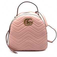 Рюкзак Gucci Marmont leather backpack 4766671-luxe-R