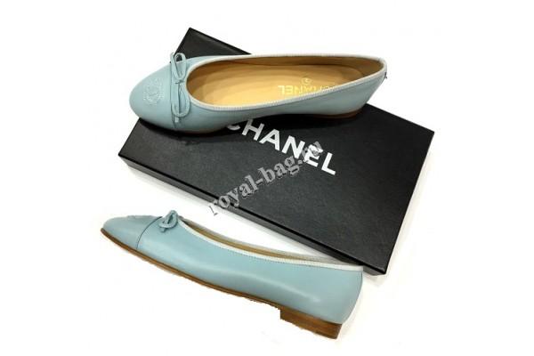 Балетки Chanel 1007-luxe-R