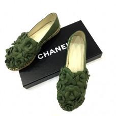Эспадрильи Chanel 3304-luxe premium-R