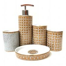 Набор для ванной комнаты Hermes 5098-5R