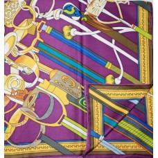 Шейный платок HERMES 6048R premium