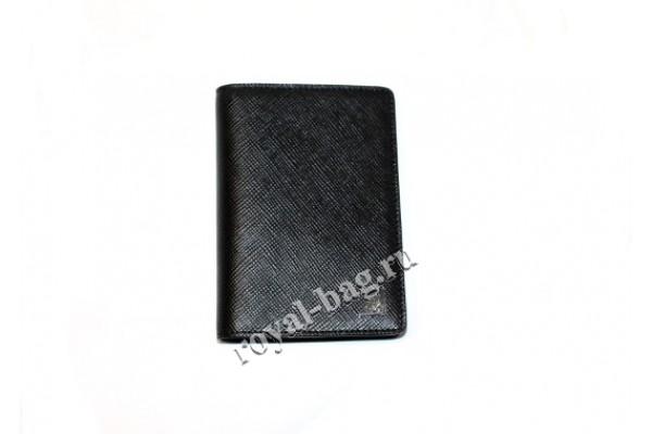 Обложка для документов Prada 1363-luxe-R