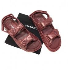 Сандалии Chanel 04677-luxe-R