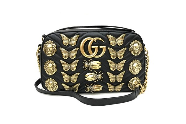 Сумка Gucci Marmont animals bag 447632-luxe-R