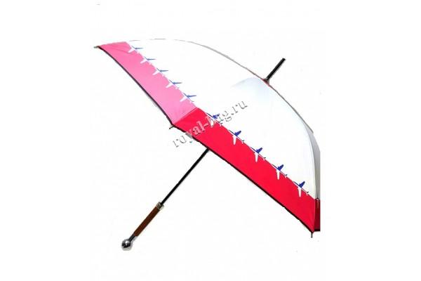 Зонтик-трость Chanel Air 00339-luxe2R