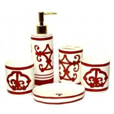 Набор для ванной комнаты Hermes 5098-4R