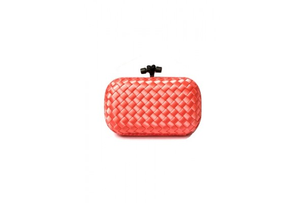 Клатч Bottega Veneta Knot 8651-luxe28R