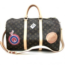 Дорожная сумка Louis Vuitton Keepall 45  41414-luxе-R