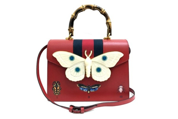 Сумка Gucci top handle bag 488661-luxe-R