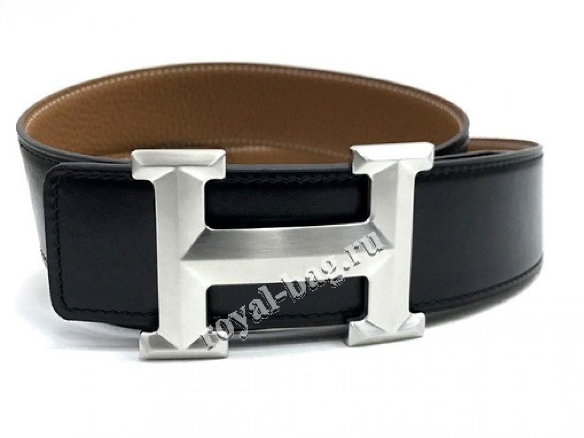 Ремень Hermes ( двусторонний) 10201-luxe premium-R 1910d5c42039d
