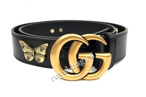 Ремень Gucci 408068-luxe premium-R