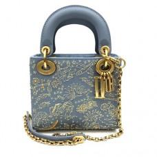 Сумка Christian Dior, Lady Dior, mini 2010-luxe5 premium-R