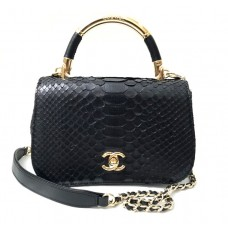 Сумка CHANEL piton mini 93751-luxe2R