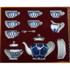 Чайный сервиз с ложками Hermes 4561R