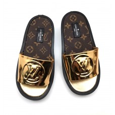 Шлепанцы Louis Vuitton 1655-luxe1R