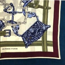 Платок Hermes 6012-luxe4 premium-R