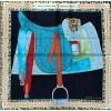Платок Hermes 1432-luxe premium-R