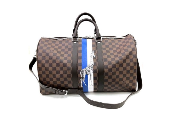 Дорожная сумка Louis Vuitton Keepall 45  41414-luxе2R