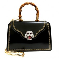 Сумка Gucci Frame print top handle bag 488666-luxe-R