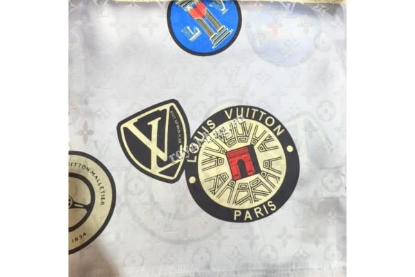 Шелковый платок Louis Vuitton 8032-luxe1R