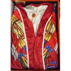 Домашний халат Hermes 140318-luxe4R