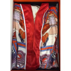 Домашний халат Hermes 140318-luxe10R