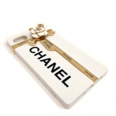 Чехол Chanel для IPhone 6, 7, 8 1768-luxe1R