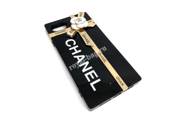 Чехол Chanel для IPhone 6+, 7+, 8+ 1768-luxe2R