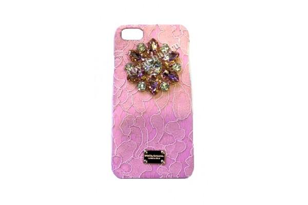 Чехол Dolce&Gabbana для IPhone 6, 6s, 7 ( арт. 6677-luxe-R)