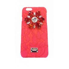 Чехол Dolce&Gabbana для IPhone 6, 6s, 6+  ( арт. 6677-luxe4R)