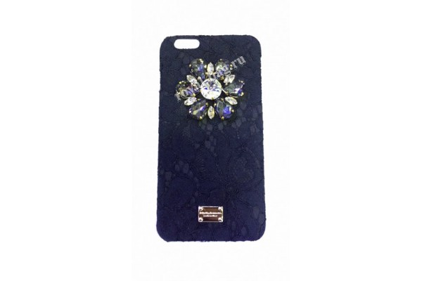 Чехол Dolce&Gabbana для IPhone 6, 6s, 6+  ( арт. 6677-luxe5R)
