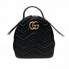 Рюкзак Gucci Marmont leather backpack 4766671-luxe1R
