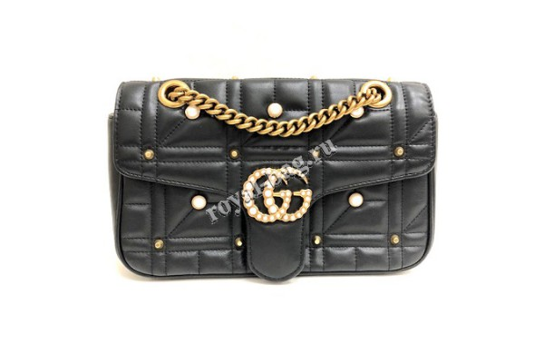 Сумка Gucci Marmont matelasse bag 48899-luxe1R