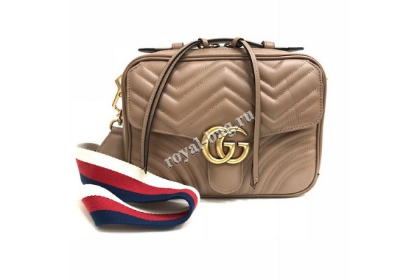 Сумка Gucci Marmont shoulder bag 498100-luxe-R