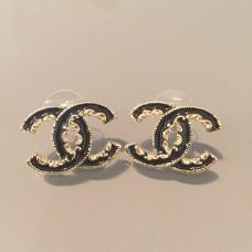 Серьги Chanel 250-5R