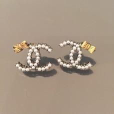 Серьги Chanel 650-2R