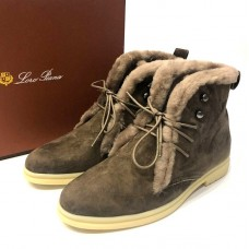 Ботинки Loro Piana 8674-luxe3R