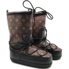 Сапоги дутики Louis Vuitton 01203-luxe-R